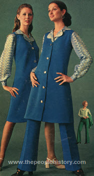 Women's Three Piece Set 1971