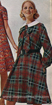 Choir Boy Dress 1972