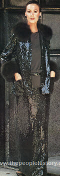 Sequin Dinner Suit 1973
