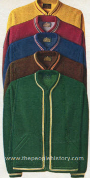 Insulated Cardigan 1975
