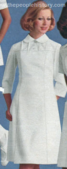 Ladies' Skimmer Uniform 1975