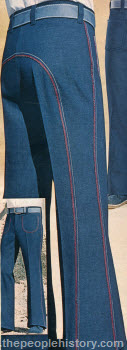 Stitched Jeans 1975