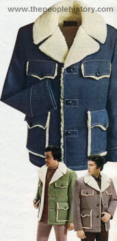 Western Denim Jacket 1975