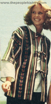 Patterned Jacket 1976
