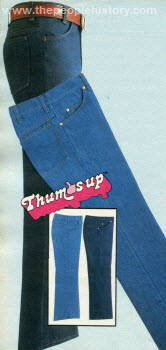 Thumbs Up Jeans 1978