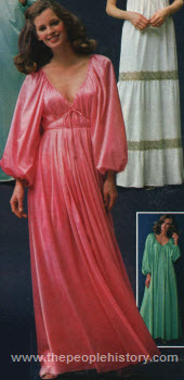 Two Way Nightgown 1978