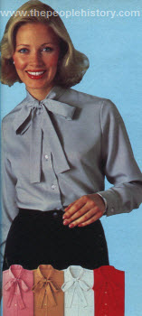 Bow Blouse 1979