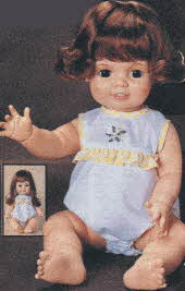 Baby Chrissy Doll From The 1980s