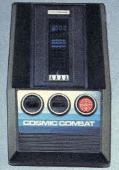 Cosmic Combat Electronic Game From The 1980s