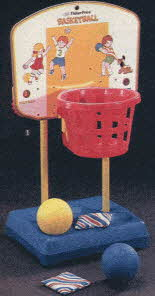 Fisher Price Basketball From The 1980s