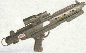 The Empire Strikes Back Laser Rifle From The 1980s