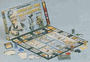 War of the Networks Game From The 1980s