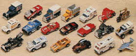 Matchbox 20 Car Set From The 1980s