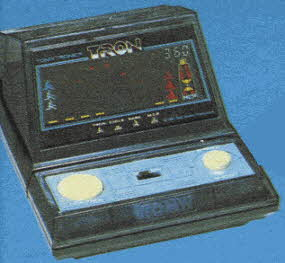 Tomytronic Tron Game From The 1980s