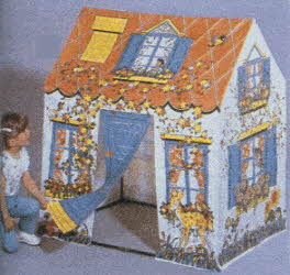 Playhouse Tent From The 1980s