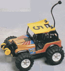 Tonka Mountain Master From The 1980s