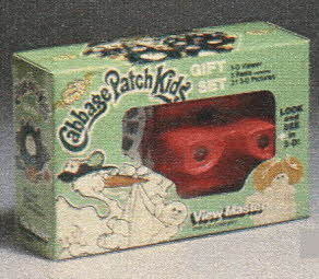 Cabbage Patch Kids View-Master From The 1980s