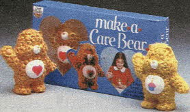 Make a Care Bear Kit From The 1980s