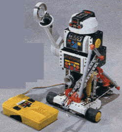 Maxx Steele Erector Robot From The 1980s
