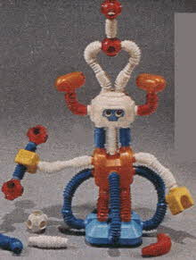 Popoids Crackbot From The 1980s