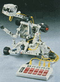 The ARGUS Leader Robotix Set From The 1980s