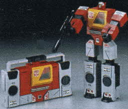 Transformers Autobot Radio Communicator From The 1980s