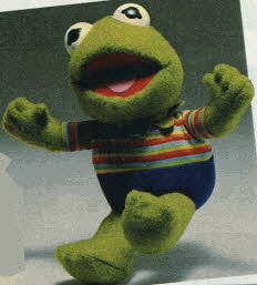 Muppet Babies Kermit From The 1980s