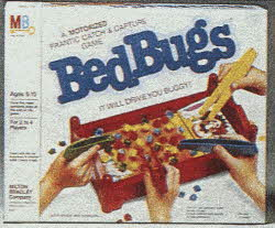 Bed Bugs Game From The 1980s
