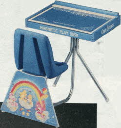 Care Bear Desk From The 1980s