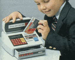 Credit Card Bank From The 1980s