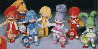 Rainbow Brite Color Kids