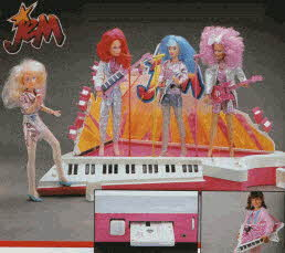 Jem Toys From The 1980s