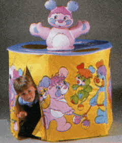 Popples Playhouse From The 1980s