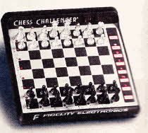 Late 1980s Chess Challenger Computer