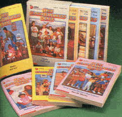 Baby-Sitter's Club Book Set From The 1980s
