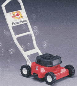 Fisher Price Bubble Mower From The 1980s