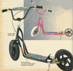 Strada Scooter by Variflex From The 1980s