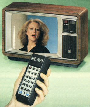 1980 Portable Color TV