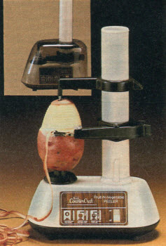 1982 Fruit and Vegetable Peeler