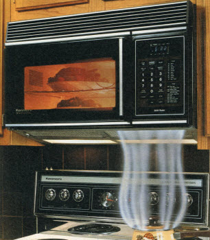 1983 Space Saver Microwave