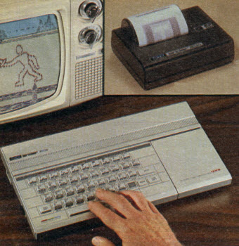 1983 Timex Sinclair Color Computer