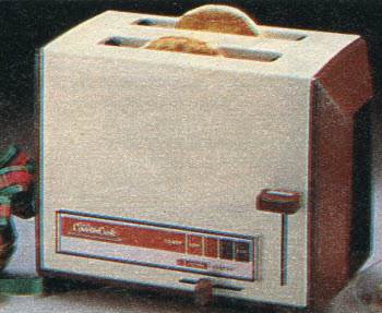 1984 Counter Craft Toaster