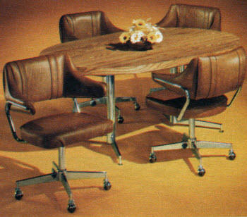 Below Is A Range Of Furniture Found In 80s Homes