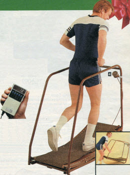 1982 Walking Jogging Machine