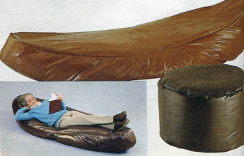1985 Bean Bag Lounger
