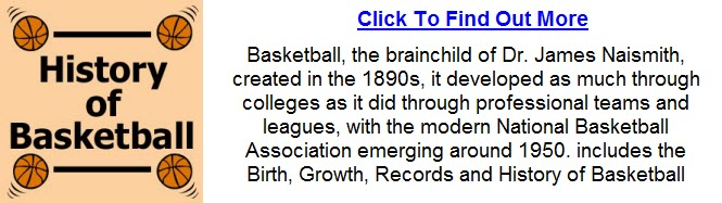 Click To Visit Our Basketball Origins, Records and History  Page