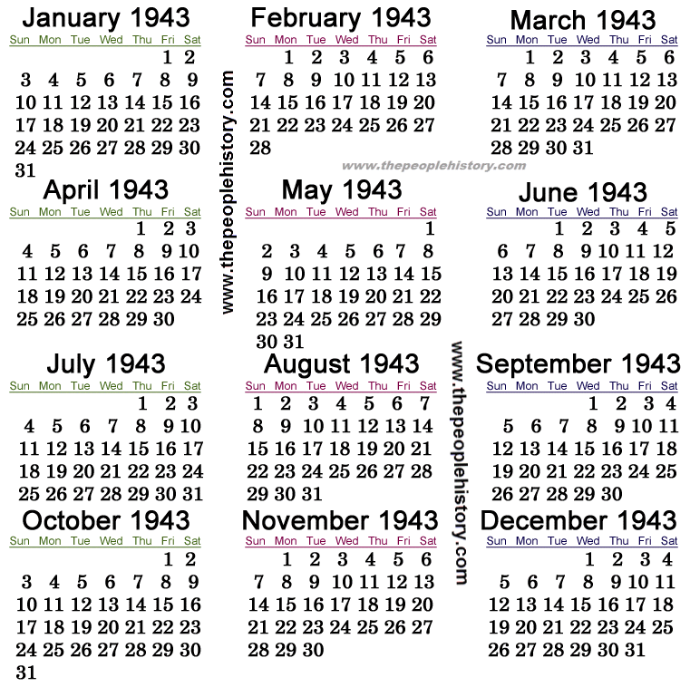 May Calendar History : What happened in including pop culture significant
