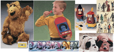 Some Toy Examples From The Eighties