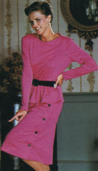 Selection Of 1980s Ladies Dresses With Photos Prices And