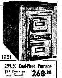 1951 September 14th Coal Furnace